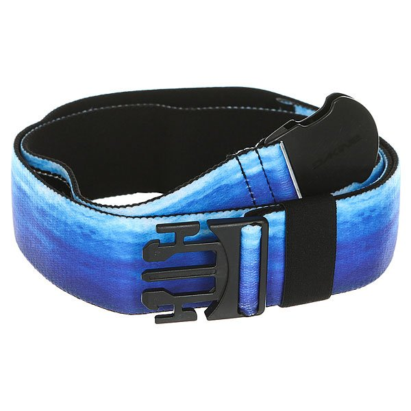 Ремень Dakine Reach Belt Blue Thrillium