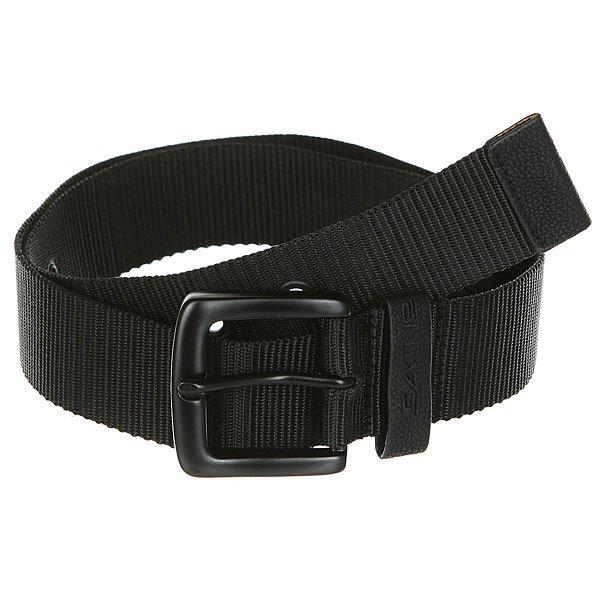 Ремень Dakine Ryder Belt Black 005<br><br>Цвет: черный<br>Тип: Ремень<br>Возраст: Взрослый<br>Пол: Мужской