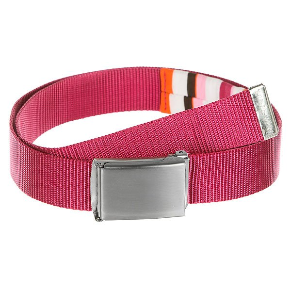 Ремень женский Dakine Jetsetter Girl Belt Pink<br><br>Цвет: Темно-розовый<br>Тип: Ремень<br>Возраст: Взрослый<br>Пол: Женский