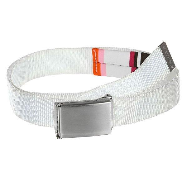 Ремень женский Dakine Jetsetter Girl Belt White<br><br>Цвет: бежевый<br>Тип: Ремень<br>Возраст: Взрослый<br>Пол: Женский
