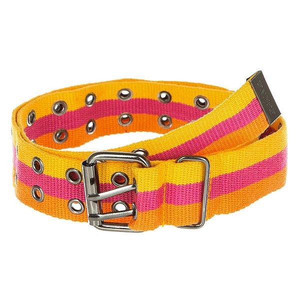 Ремень женский Dakine Twister Oe/Stp<br><br>Цвет: желтый,розовый,оранжевый<br>Тип: Ремень<br>Возраст: Взрослый<br>Пол: Женский