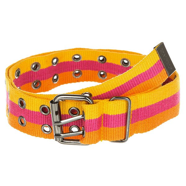 Ремень женский Dakine Twister Rd/Stp<br><br>Цвет: желтый,розовый,оранжевый<br>Тип: Ремень<br>Возраст: Взрослый<br>Пол: Женский