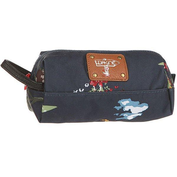 Косметичка женская Dakine Womens Accessry Case Sherwood Blue сумка для аксессуаров женская dakine accessory цвет черный 0 3 л