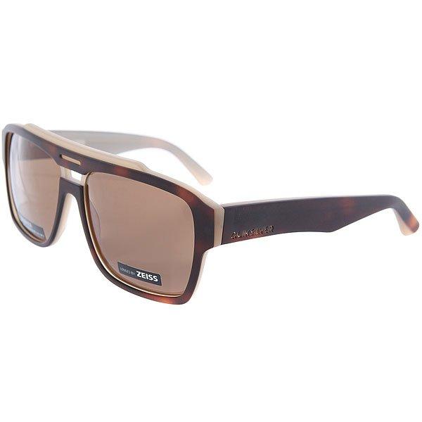 Очки Quiksilver Parker Matte Tortoise-creamМужские солнцезащитные очки Parker в оправе ручной работы из ацетата со 100% защитой от ультрафиолетовых лучей.Технические характеристики: Оправа ручной работы из ацетата.Гибкие петли.Линзы из пластика CR39 от ZEISS.Покрытие линзы в 6 слоев.100% защита от УФ.Совместимы с рецептурными очками.Линза 3 категории защиты.<br><br>Цвет: коричневый<br>Тип: Очки<br>Возраст: Взрослый<br>Пол: Мужской