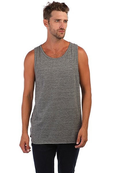 Майка DC Seeley Tank Charcoal Heather