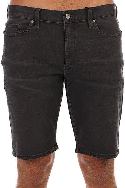 Шорты джинсовые Quiksilver Washed Straight Grey<br><br>Цвет: Темно-серый<br>Тип: Шорты джинсовые<br>Возраст: Взрослый<br>Пол: Мужской