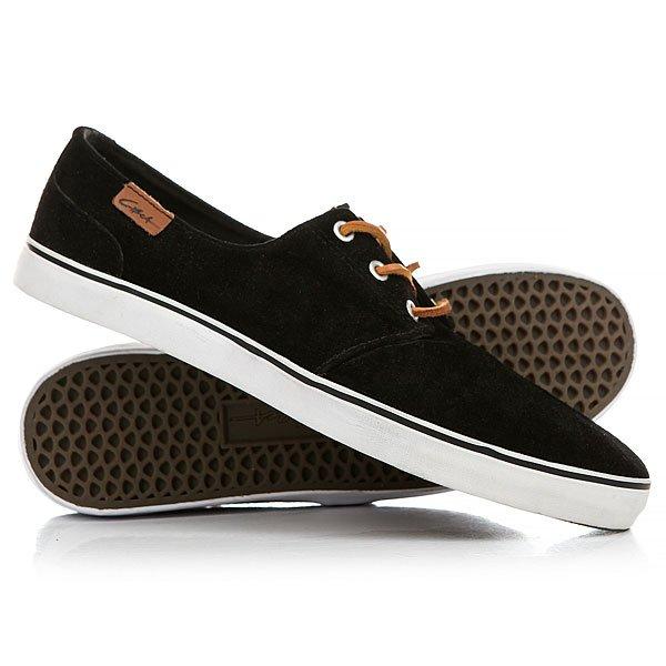 Кеды кроссовки низкие Circa Crip Black Satin<br><br>Цвет: черный<br>Тип: Кеды низкие<br>Возраст: Взрослый<br>Пол: Мужской