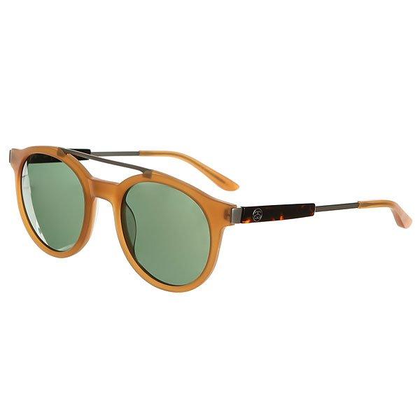 Очки Stussy Luca Matte Honey/Green<br><br>Цвет: черный,оранжевый<br>Тип: Очки<br>Возраст: Взрослый<br>Пол: Мужской