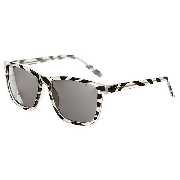 Очки Cheap Monday Straight Zebra Black<br><br>Цвет: белый,черный<br>Тип: Очки<br>Возраст: Взрослый<br>Пол: Мужской