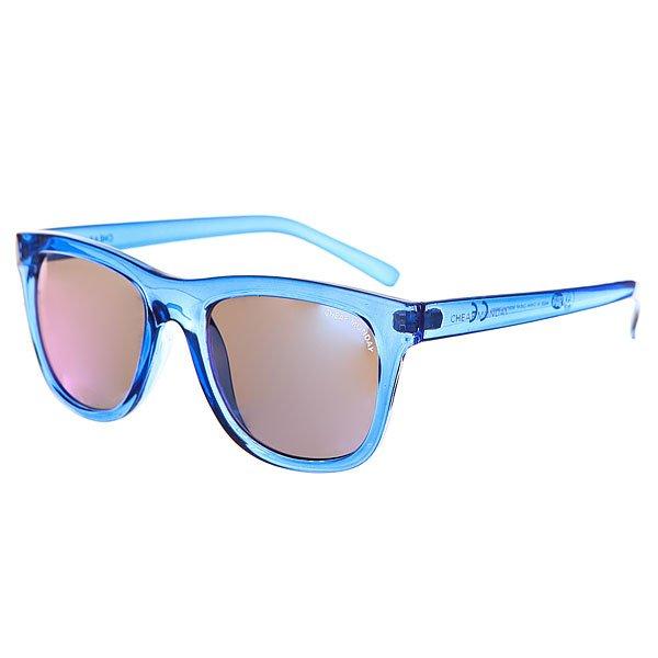 Очки Cheap Monday Timeless B-blue<br><br>Цвет: голубой<br>Тип: Очки<br>Возраст: Взрослый<br>Пол: Мужской