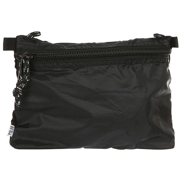 Пенал Poler Large Stuffable Pouch Black poler pубашка