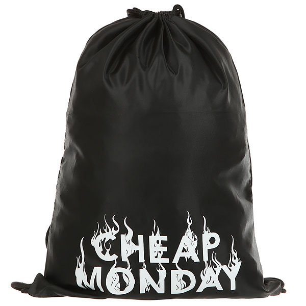 Мешок Cheap Monday Still Pack Burning Black