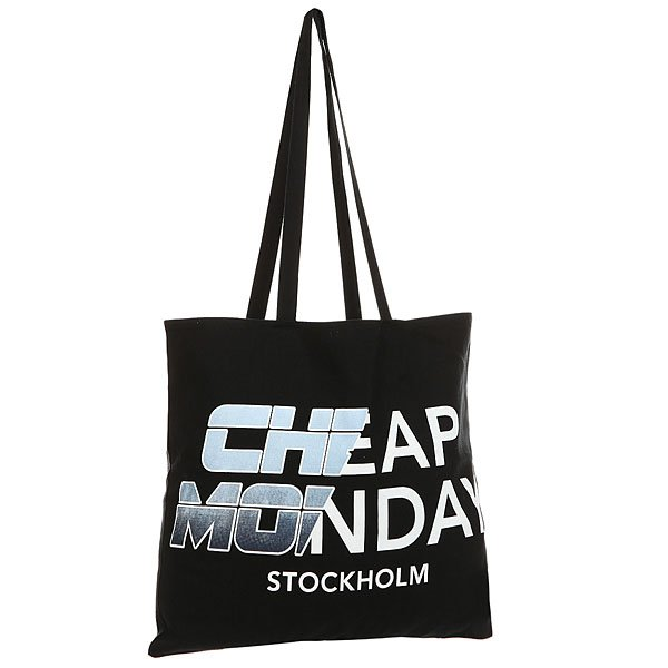 Сумка женская Cheap Monday Rapid Tote Future Black<br><br>Цвет: черный,мультиколор<br>Тип: Сумка<br>Возраст: Взрослый<br>Пол: Женский