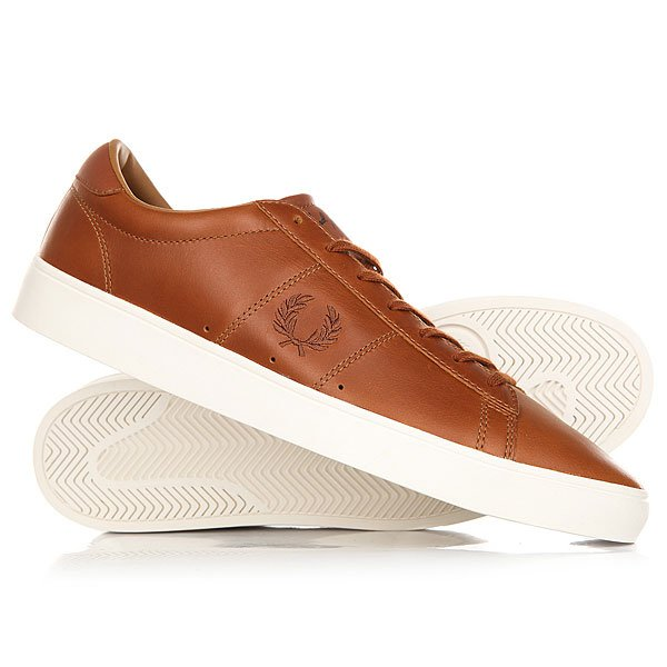 Ботинки низкие Fred Perry Spencer Leather 448 fred perry b9070 448