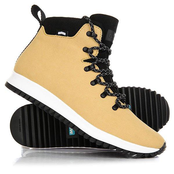 Ботинки высокие Native Ap Apex Tmbbr/Shlwht/Jfyrb<br><br>Цвет: Светло-коричневый,черный<br>Тип: Ботинки высокие<br>Возраст: Взрослый<br>Пол: Мужской