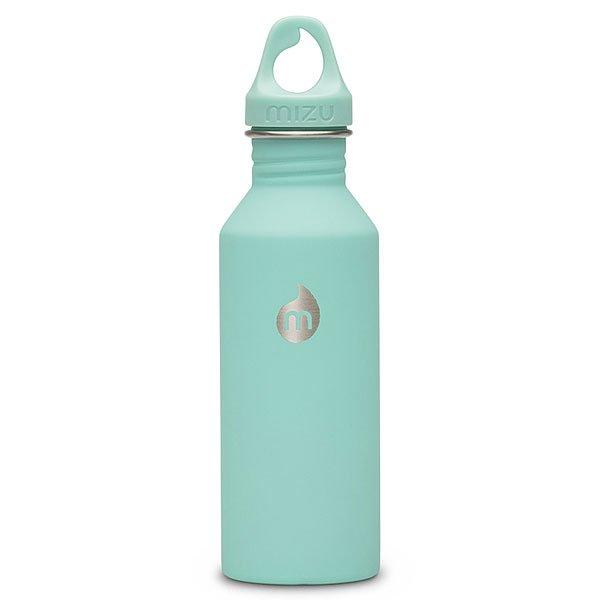 Бутылка для воды Mizu M5 Spearmint Loop CapБутылка Mizu из пищевой нержавеющей стали, более легкий и миниатюрный вариант модели M8. Не для горячих жидкостей.Характеристики:Объем: 530 мл. Не для горячих жидкостей. Не содержит вредного BPA. Многоразовое использование. Материал: пищевая нержавеющая сталь сорта 18/8.<br><br>Цвет: голубой<br>Тип: Бутылка для воды<br>Возраст: Взрослый<br>Пол: Мужской