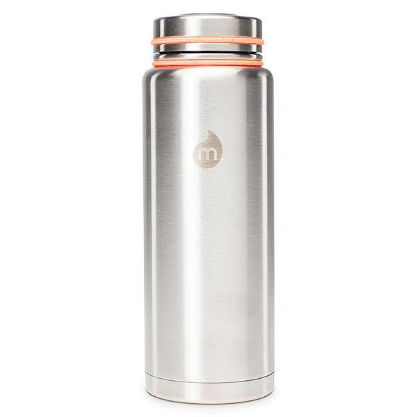 Бутылка для воды Mizu 12 Stainless Steel V LidКемпинговая бутылка объемом 1,2 литрастермоизоляционной крышкой со жгутом, чтобы ее не потерять. Mizu V12 отлично подходит для путешествий на длинные расстояния, где найти источник воды может оказаться проблемой. Благодаря широкому горлышку в бутылку можно положить лед, чтобы жидкость оставалась холодной дольше, а также V12 можно использовать и для горячих напитков.Характеристики:Объем: 1200 мл.Диаметр: 9,1 см. Высота (с крышкой): 26 см. Вес: 430 гр. Вакуумная двухслойная структура.Теплоизоляционная крышка. Широкое горлышко. Нержавеющая сталь 18/8. Подходит для холодных и горячих напитков. Не содержит бисфенола (BPA Free).Многоразовое использование.<br><br>Цвет: серый<br>Тип: Бутылка для воды<br>Возраст: Взрослый<br>Пол: Мужской
