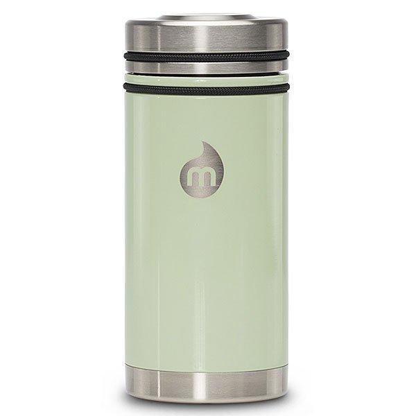 Бутылка для воды Mizu V5 Glossy Seafoam Coffee Lid бутылка для воды mizu v5 glossy seafoam coffee lid