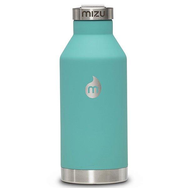 Бутылка для воды Mizu V6 Spearmint Le Steel CapБутылка из пищевой нержавеющей стали для тех, кто заботится об окружающей среде и своем здоровье. Характеристики:Объем: 600 мл. Диаметр: 7, 5 см.Обхват: 25, 2 см. Высота (с крышкой): 21, 5 см. Нержавеющая крышка из стали с кольцом. Сохраняет горячее до 12 часов и холодное до 18 часов. Сохраняет температуру. Не содержит вредного BPA. Многоразовое использование. Материал: пищевая нержавеющая стальсорта 18/8.<br><br>Цвет: Светло-голубой<br>Тип: Бутылка для воды<br>Возраст: Взрослый<br>Пол: Мужской