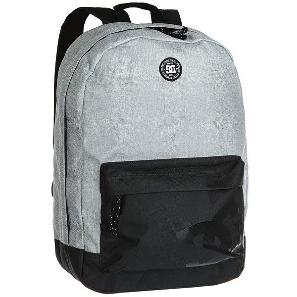 Рюкзак городской DC Backstack Grey Heather