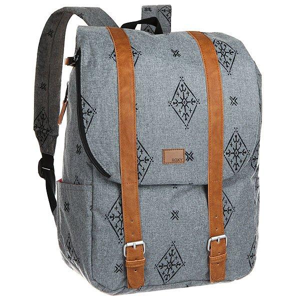 Рюкзак городской женский DC Another Dream Anthracite Tribal VoВместительный городской рюкзак для стильных леди.Характеристики:Вместительное отделение с утяжкой горловины.Защитная накладка с ремешками. Смягченные лямки. Ручка для переноски в руках. Логотип-нашивка.<br><br>Цвет: Светло-серый<br>Тип: Рюкзак городской<br>Возраст: Взрослый<br>Пол: Женский