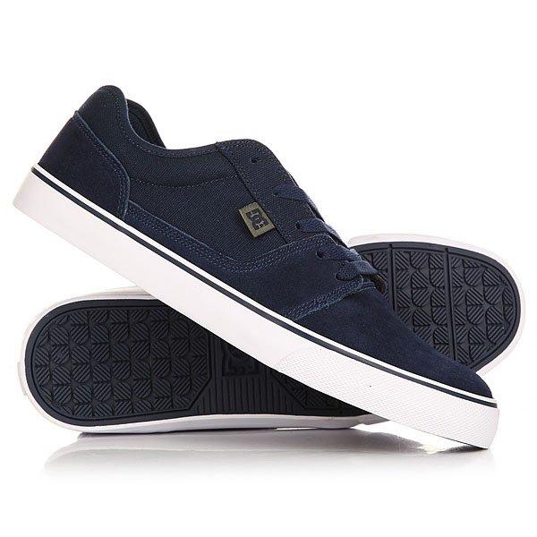 Кеды кроссовки низкие DC Tonik Navy stephane kélian низкие кеды и кроссовки