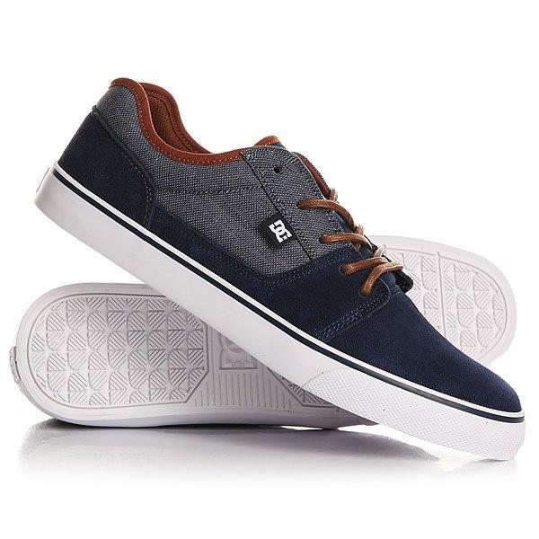 Кеды кроссовки низкие DC Tonik Se Navy dc shoes кеды dc heathrow se 11