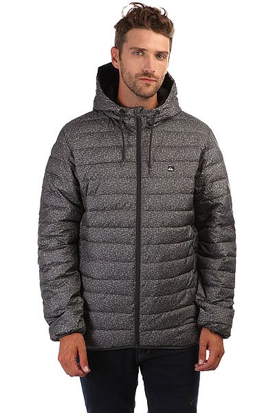Куртка Quiksilver Everydayscaly Dark Grey Heather