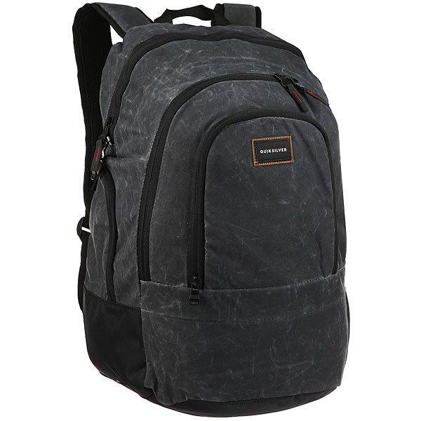 Рюкзак городской Quiksilver 1969specialplu Bkpk Black<br><br>Цвет: черный<br>Тип: Рюкзак городской<br>Возраст: Взрослый<br>Пол: Мужской