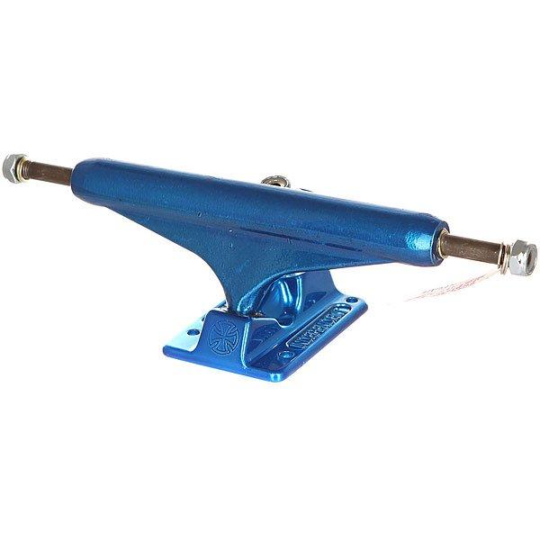 Подвеска для скейтборда 1шт. Independent Forged Hollow 159 Standard Ano Blue 6 (22.2 см)Ширина подвесок: 6 (22.2 см)    Высота подвесок: 58 мм    Цена указана за 1 шт    Минимальное количество для заказа 2 шт<br><br>Цвет: синий<br>Тип: Подвеска для скейтборда<br>Возраст: Взрослый<br>Пол: Мужской