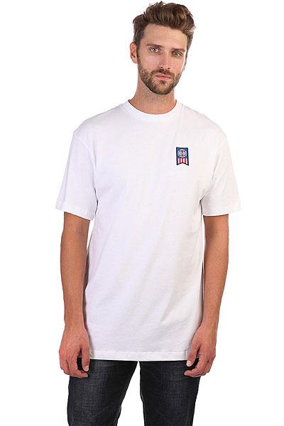 Футболка Independent Label Cross Regular White independent футболка independent stock o g b c white
