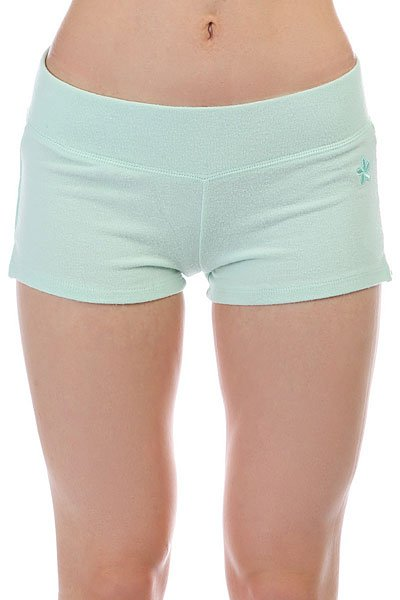 Шорты женские Dakine Kaia Fleece Short Seafoam Green dakine dakine stashable