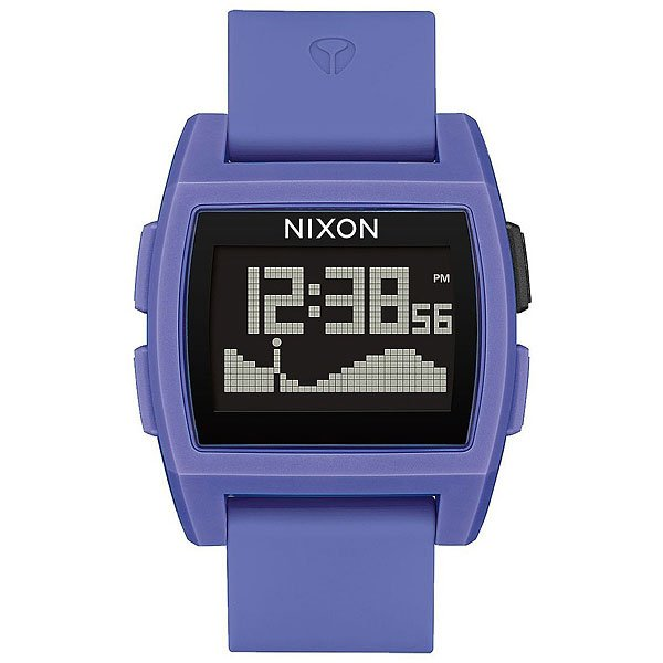 Электронные часы Nixon Base Tide (purple