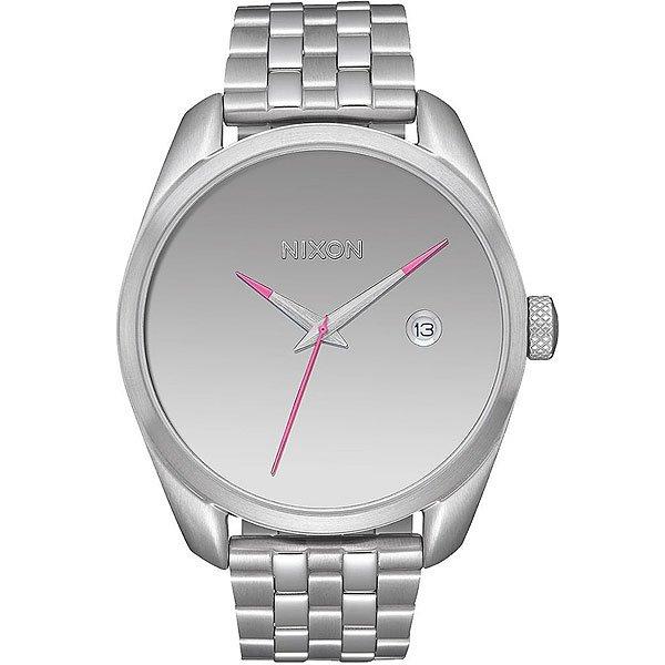 Кварцевые часы женские Nixon Bullet Silver/Mirror nixon часы nixon a418 2129 коллекция bullet