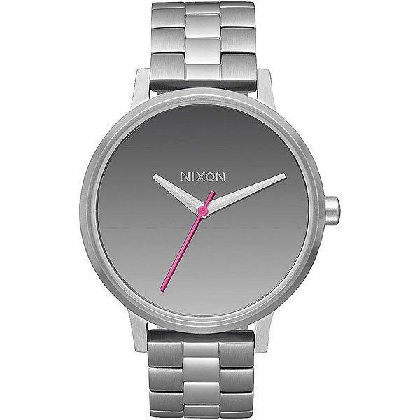 Кварцевые часы женские Nixon Kensington Silver/Mirror