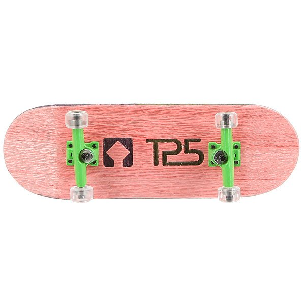 Фингерборд Turbo-Fb П10 Wide 32м с деревянным боксом Pink/Gold/Clear<br><br>Цвет: розовый,желтый<br>Тип: Фингерборд<br>Возраст: Взрослый<br>Пол: Мужской