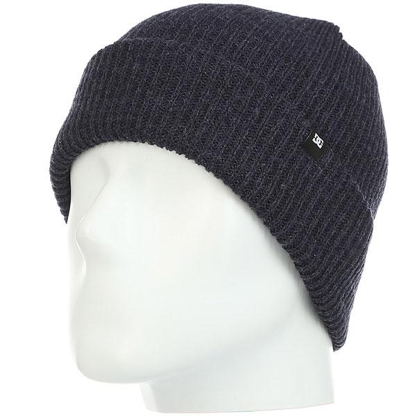 Шапка DC Harvester Dark Indigo шапка детская dc label youth hats dark shadow heather