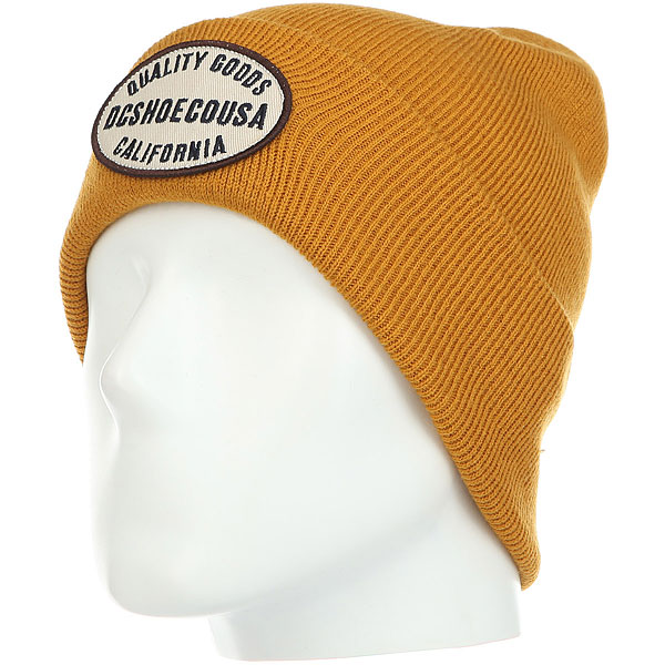 Шапка DC Arrowtown Wheat<br><br>Цвет: оранжевый<br>Тип: Шапка<br>Возраст: Взрослый<br>Пол: Мужской