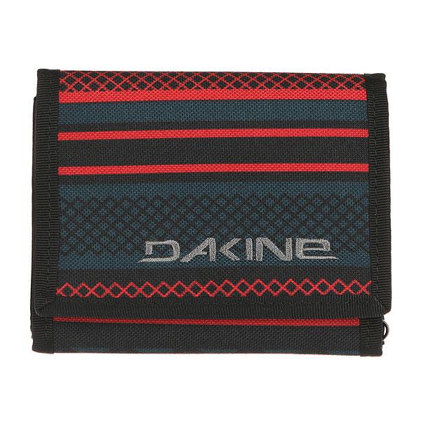 Кошелек Dakine Diplomat Mantle<br><br>Цвет: черный,красный<br>Тип: Кошелек<br>Возраст: Взрослый