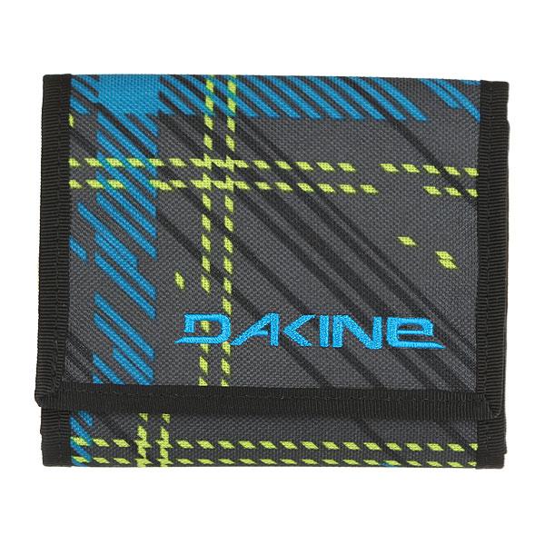 Кошелек Dakine Diplomat Wallet Mazama<br><br>Цвет: черный,синий,желтый<br>Тип: Кошелек<br>Возраст: Взрослый
