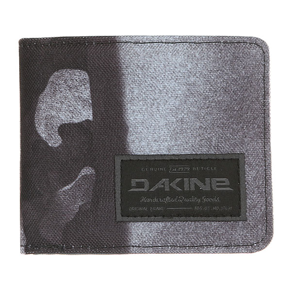 Кошелек Dakine Payback Wallet Smolder<br><br>Цвет: черный,серый<br>Тип: Кошелек<br>Возраст: Взрослый