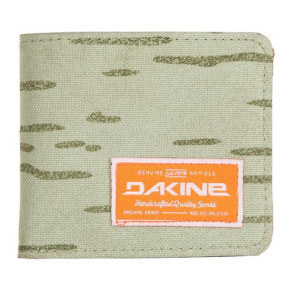Кошелек Dakine Payback Wallet Birch<br><br>Цвет: Светло-зеленый,оранжевый<br>Тип: Кошелек<br>Возраст: Взрослый