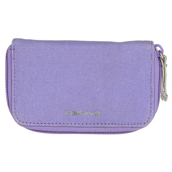 Кошелек Dakine Salsa Violet<br><br>Цвет: Светло-фиолетовый<br>Тип: Кошелек<br>Возраст: Взрослый