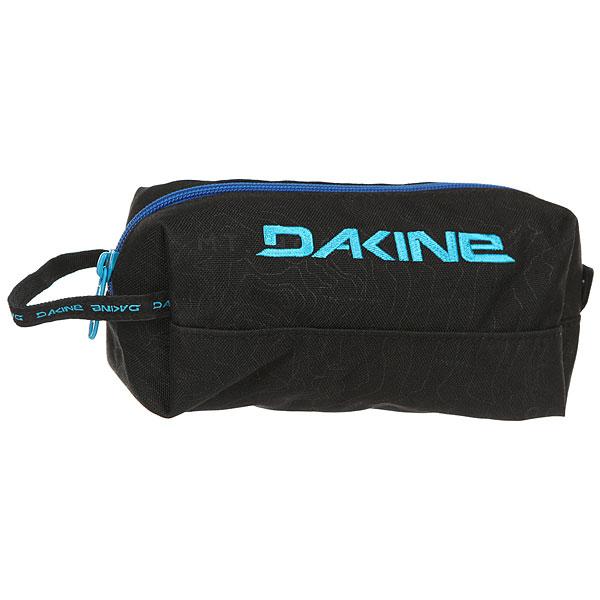 Пенал Dakine Accessory Case Glacier<br><br>Цвет: черный,синий<br>Тип: Пенал<br>Возраст: Взрослый<br>Пол: Мужской