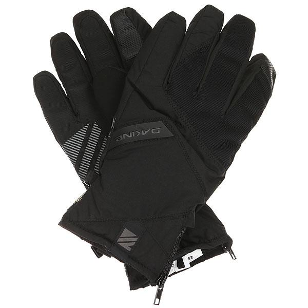 Перчатки Dakine Bronco Glove Black перчатки dakine navigator glove rust