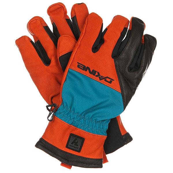 Перчатки Dakine Navigator Glove Rust<br><br>Цвет: мультиколор<br>Тип: Перчатки<br>Возраст: Взрослый<br>Пол: Мужской