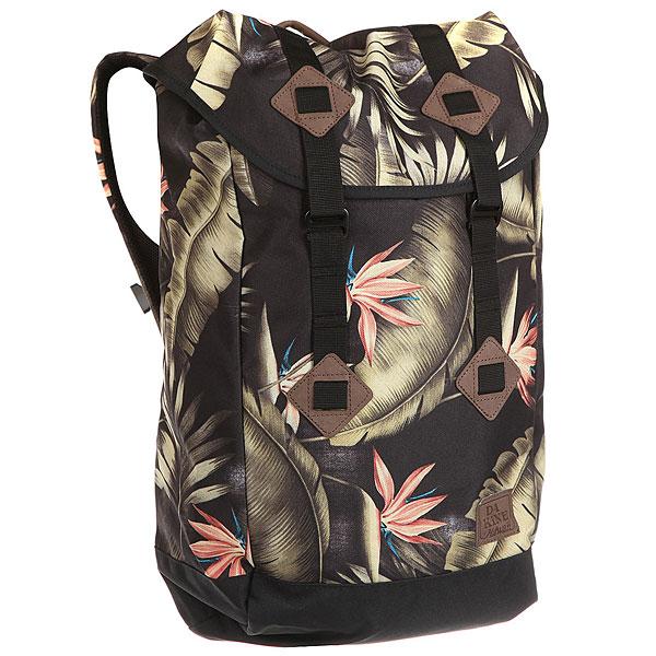 Рюкзак туристический Dakine Trek 26 L Palm<br><br>Цвет: черный,мультиколор<br>Тип: Рюкзак туристический<br>Возраст: Взрослый