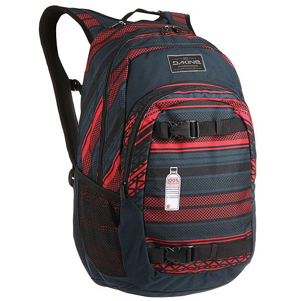 Рюкзак туристический Dakine Point Wet/Dry 29 L Mantle<br><br>Цвет: синий,красный<br>Тип: Рюкзак туристический<br>Возраст: Взрослый<br>Пол: Мужской