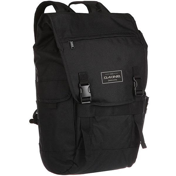 Рюкзак городской Dakine Ledge 25 L Black<br><br>Цвет: черный<br>Тип: Рюкзак городской<br>Возраст: Взрослый<br>Пол: Мужской
