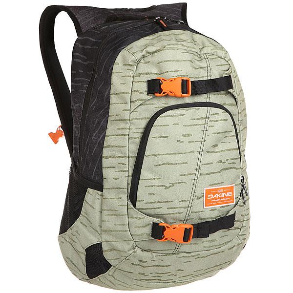 Рюкзак городской Dakine Explorer 26 L Birch<br><br>Цвет: Светло-зеленый,черный<br>Тип: Рюкзак городской<br>Возраст: Взрослый<br>Пол: Мужской